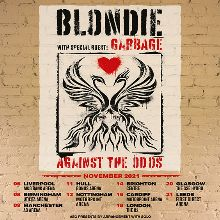 Blondie tickets at Motorpoint Arena Cardiff in Cardiff