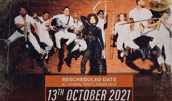 Brass Against - RESCHEDULED tickets at Islington Assembly Hall in London