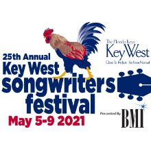 Key West Songwriters Festival tickets at Coffee Butler Amphitheater in Key West