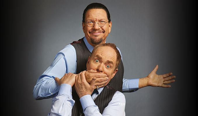 Penn & Teller tickets at O2 Apollo Manchester, Manchester