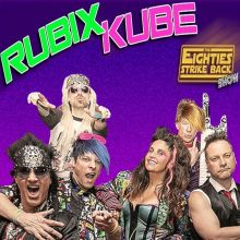 The Rubix Kube 80s Tribute tickets at Rams Head On Stage in Annapolis