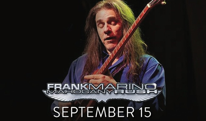 Frank Marino tickets at Rams Head On Stage in Annapolis