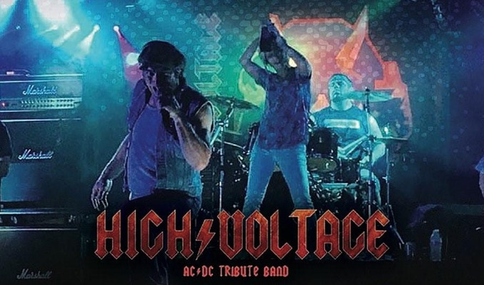 High Voltage: The Nation's Premier AC/DC Tribute Band tickets at Rams Head On Stage in Annapolis