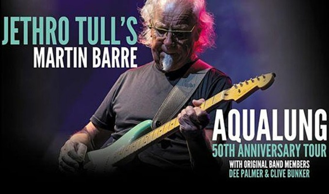 Martin Barre of Jethro Tull tickets at Rams Head On Stage in Annapolis