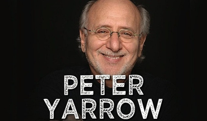 Peter Yarrow of Peter, Paul and Mary tickets at Rams Head On Stage in Annapolis
