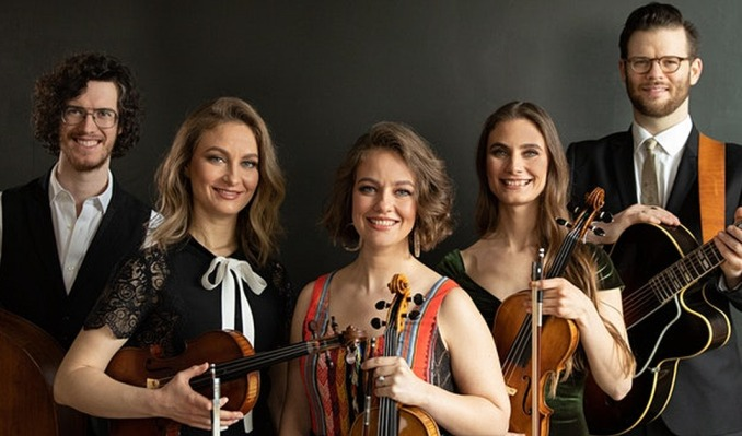 The Quebe Sisters tickets at Rams Head On Stage in Annapolis