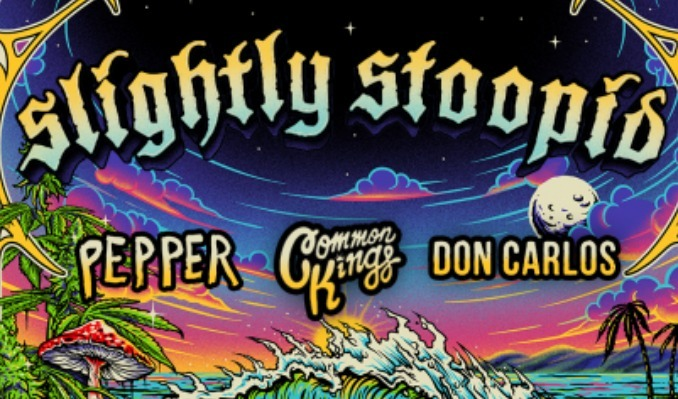 Slightly Stoopid tickets at Coffee Butler Amphitheater in Key West