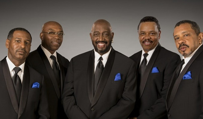 The Temptations tickets at Coffee Butler Amphitheater in Key West