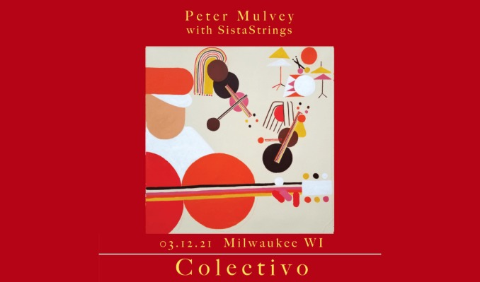 Peter Mulvey tickets at The Back Room @ Colectivo in Milwaukee