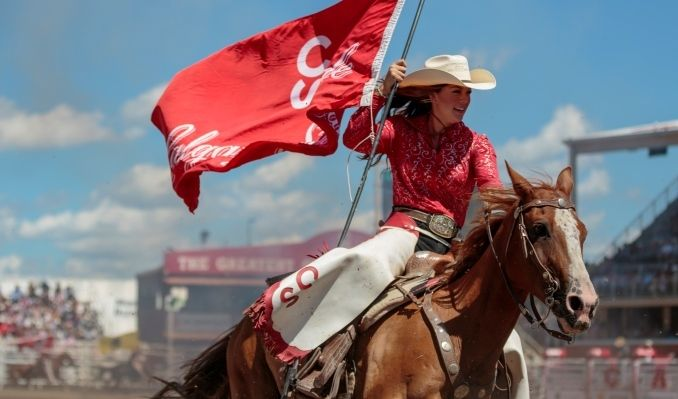 Calgary Stampede Afternoon Rodeo - Monday, July 12 tickets at Calgary Stampede Grandstand in Calgary