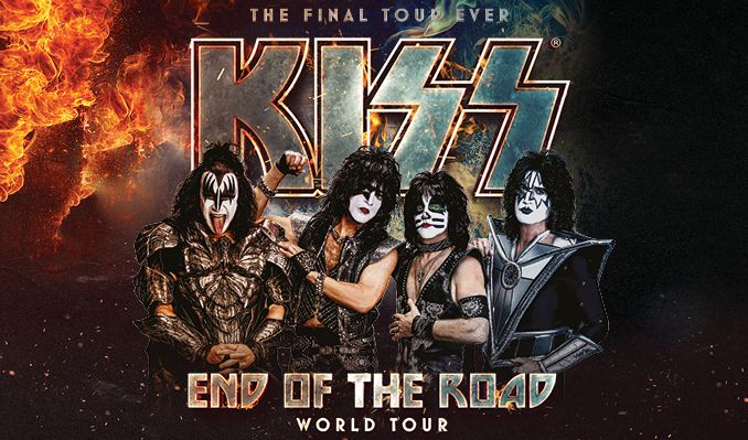 KISS - NYTT DATUM tickets at Tele2 Arena in Stockholm