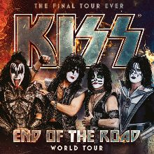 KISS - NYTT DATUM tickets at TELE2 ARENA/Stockholm Live in Stockholm