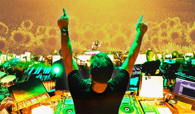 Pete Tong tickets at Franklin's Gardens, Northampton