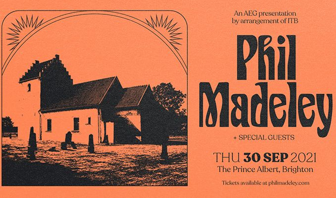 Phil Madeley - RESCHEDULED tickets at The Prince Albert in Brighton