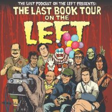 The Last Book Tour On The Left tickets at The Vic Theatre in Chicago