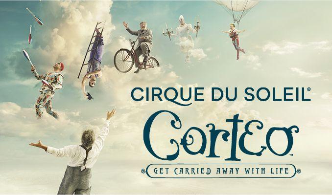 Cirque du Soleil: Corteo- NYTT DATUM tickets at Avicii Arena in Stockholm