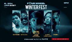 FOUR WHEEL WINTERFEST Day 2, 9th Jan 9pm: JME & Friends present Grime MC: FM