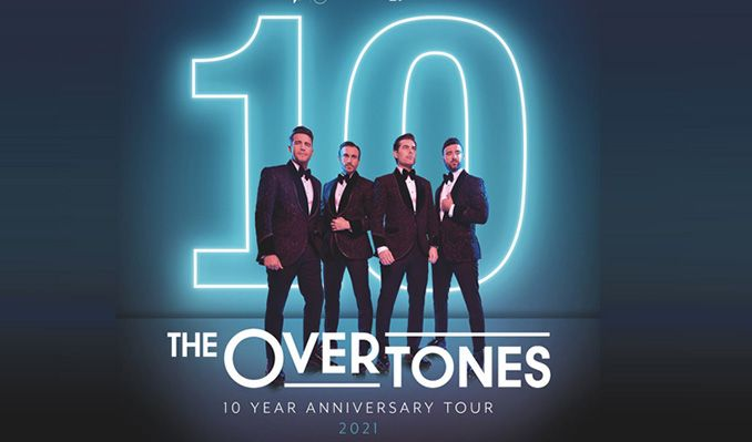 The Overtones tickets at indigo at The O2 in London