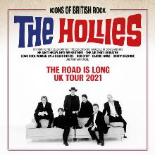 The Hollies -  60th Anniversary Tour 2022 - RESCHEDULED tickets at Sheffield City Hall in Sheffield