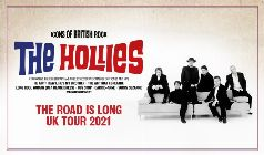 The Hollies -  60th Anniversary Tour 2022 - RESCHEDULED