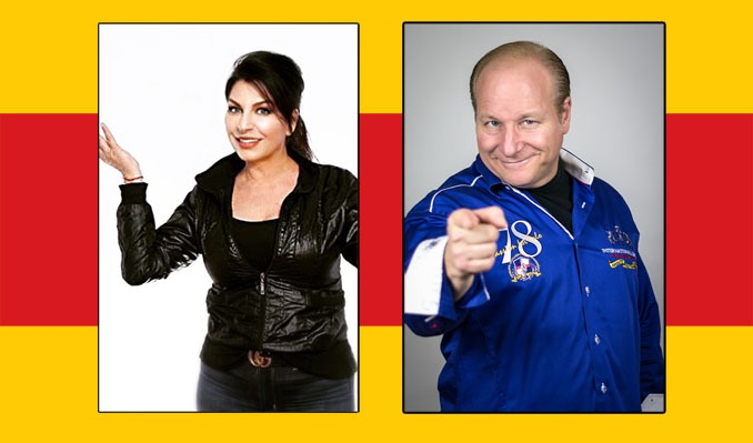 Mike Marino + Tammy Pescatelli tickets at Keswick Theatre in Glenside