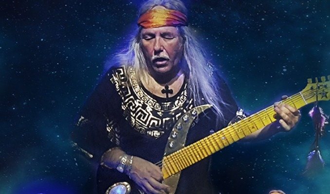 Uli Jon Roth tickets at The Back Room @ Colectivo in Milwaukee
