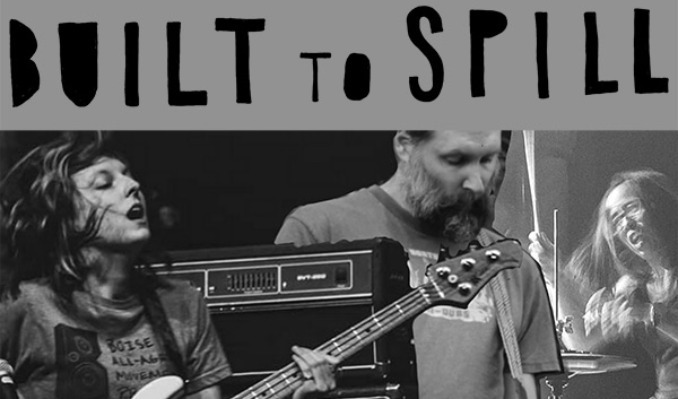 Built to Spill tickets at First Avenue in Minneapolis
