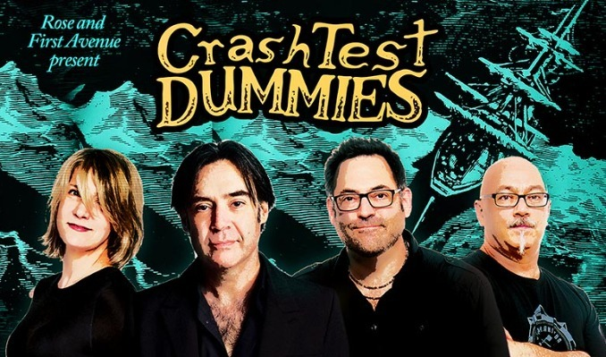 Crash Test Dummies tickets at The Fitzgerald Theater in St. Paul