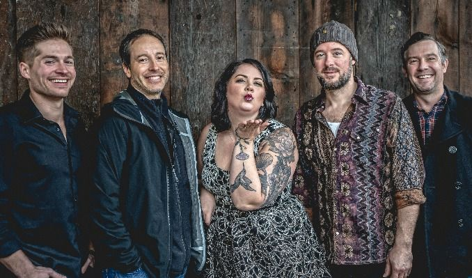 Yonder Mountain String Band tickets at The NorVa, Norfolk