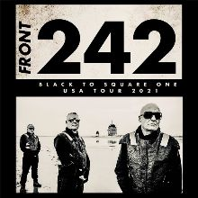 Front 242 tickets at Neumos in Seattle