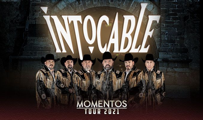 Intocable tickets at San Jose Civic in San Jose