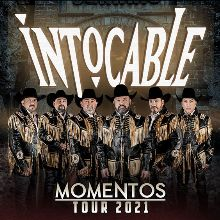 Intocable tickets at Bob Hope Theatre in Stockton