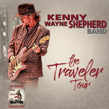 Kenny Wayne Shepherd Band tickets at Pikes Peak Center in Colorado Springs