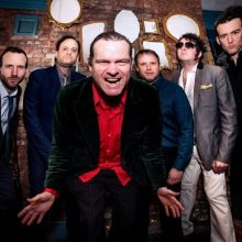 Electric Six tickets at Turf Club in Saint Paul