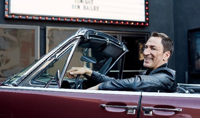 More Info for Cash Cab's Ben Bailey