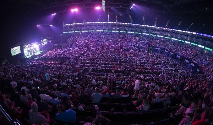 2021 Unibet Premier League Darts - CANCELLED tickets at The O2 in London