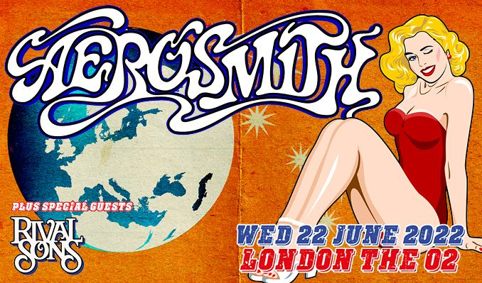 Aerosmith - RESCHEDULED  tickets at The O2 in London