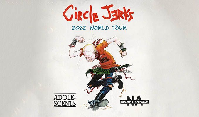 Circle Jerks tickets at Showbox SoDo in Seattle