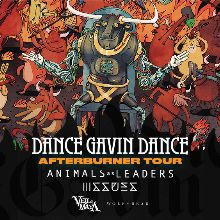 Dance Gavin Dance tickets at Arvest Bank Theatre at The Midland, Kansas City