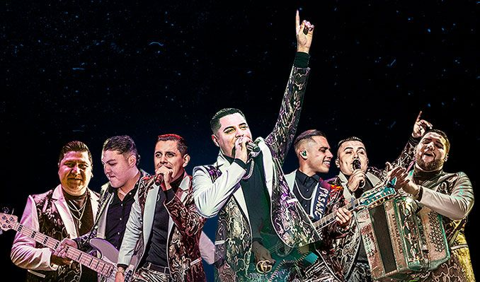 Grupo Firme tickets at STAPLES Center in Los Angeles