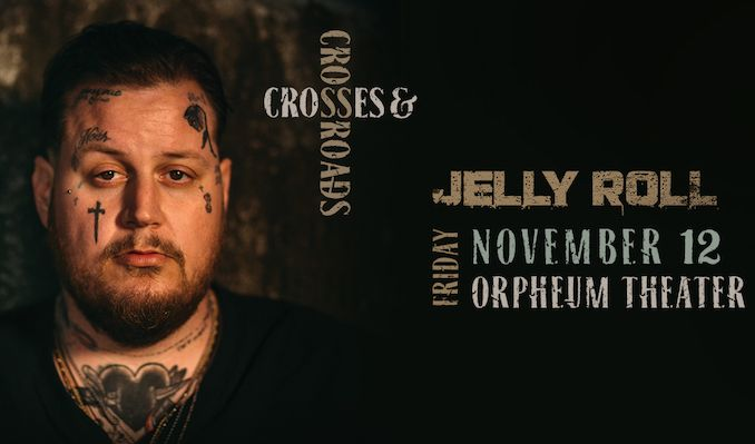 Jelly Roll tickets at Orpheum Theater in New Orleans
