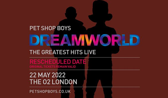 Pet Shop Boys - RESCHEDULED tickets at Bournemouth International Centre in Bournemouth
