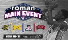 Roman Main Event tickets at T-Mobile Arena in Las Vegas