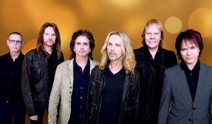 Styx tickets at Golden Nugget Lake Charles in Lake Charles