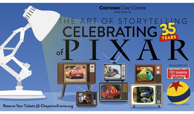 'The Ultimate Story' Film Series Package tickets at Cheyenne Civic Center in Cheyenne