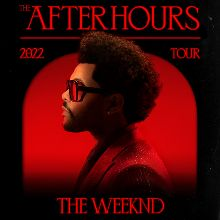 The Weeknd - NYTT DATUM tickets at Ericsson Globe in Stockholm