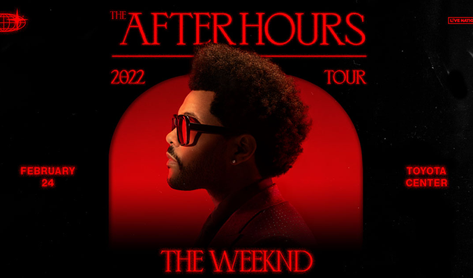 The Weeknd tickets at Toyota Center in Houston