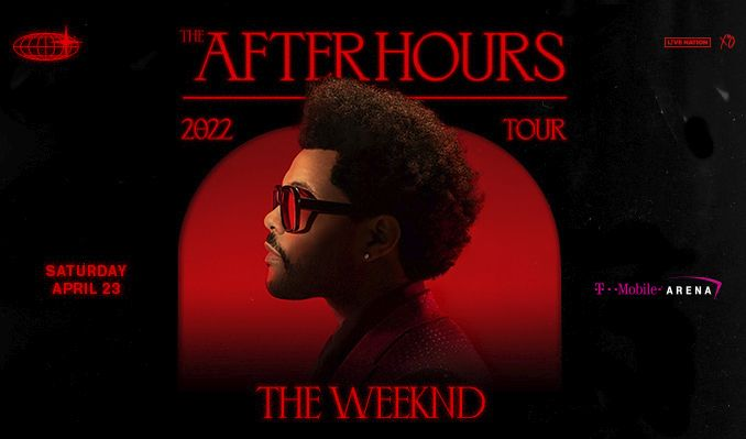 The Weeknd  tickets at T-Mobile Arena in Las Vegas