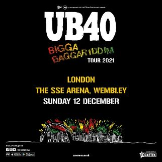 UB40 - RESCHEDULED