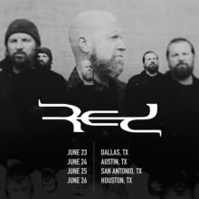 RED tickets at Trees in Dallas